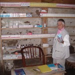 Maureen in Birir Dispensary